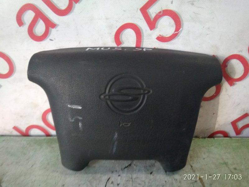 Подушка безопасности водителя Ssangyong Musso FJ OM662 (662 920) 2003