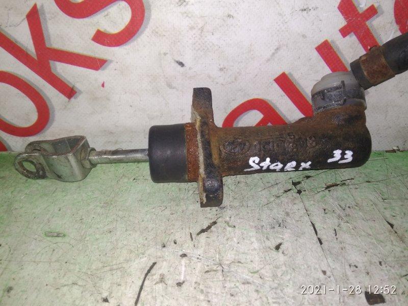 Главный цилиндр сцепления Hyundai Starex A1 D4CB 2003