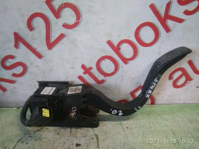 Педаль газа Hyundai Starex A1 D4CB 2003