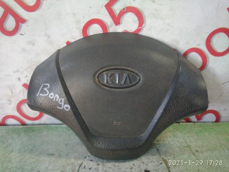 Подушка безопасности водителя Kia Bongo PU J3 2006