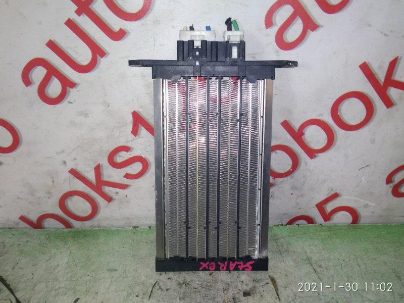 Радиатор печки Hyundai Starex A1 D4CB 2003