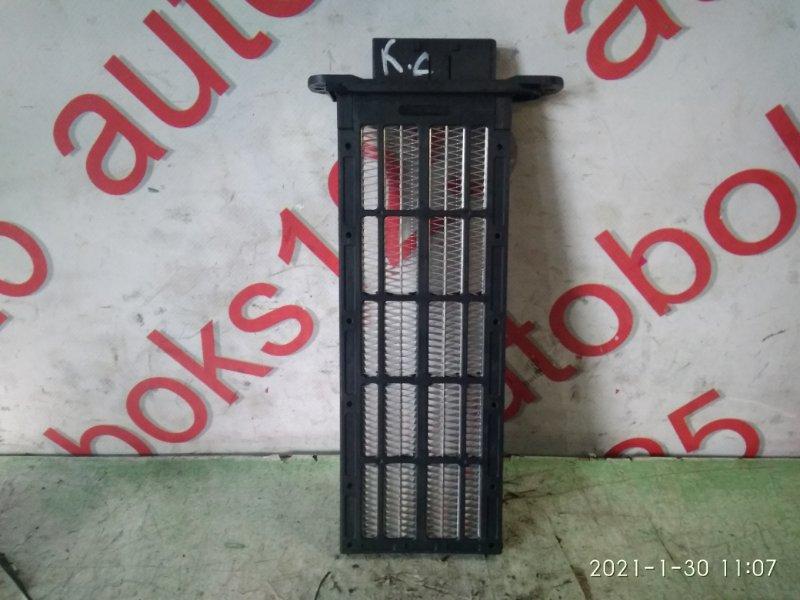 Радиатор печки Ssangyong Actyon CK D20DTF (671950) 2012