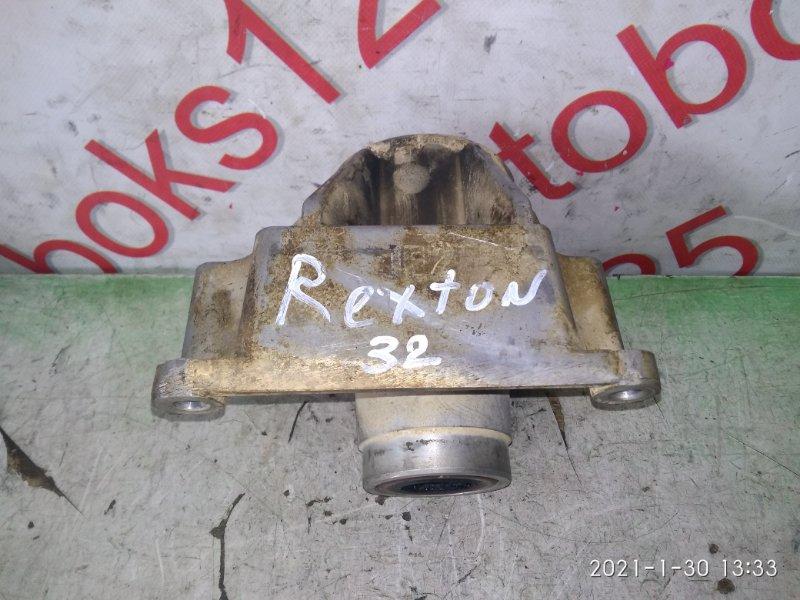 Коннектор переднего редуктора Ssangyong Rexton RJN D27DTP 2007