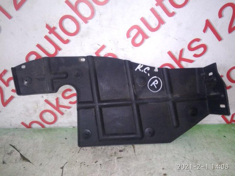 Защита двигателя Ssangyong Actyon CK D20DTF (671950) 2012 правая