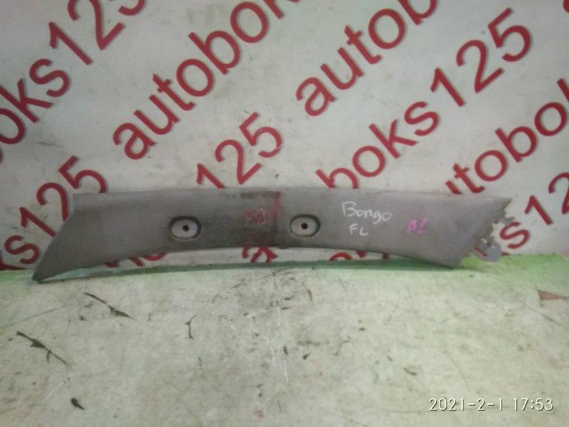 Обшивка стойки Kia Bongo PU J3 2006 передняя левая