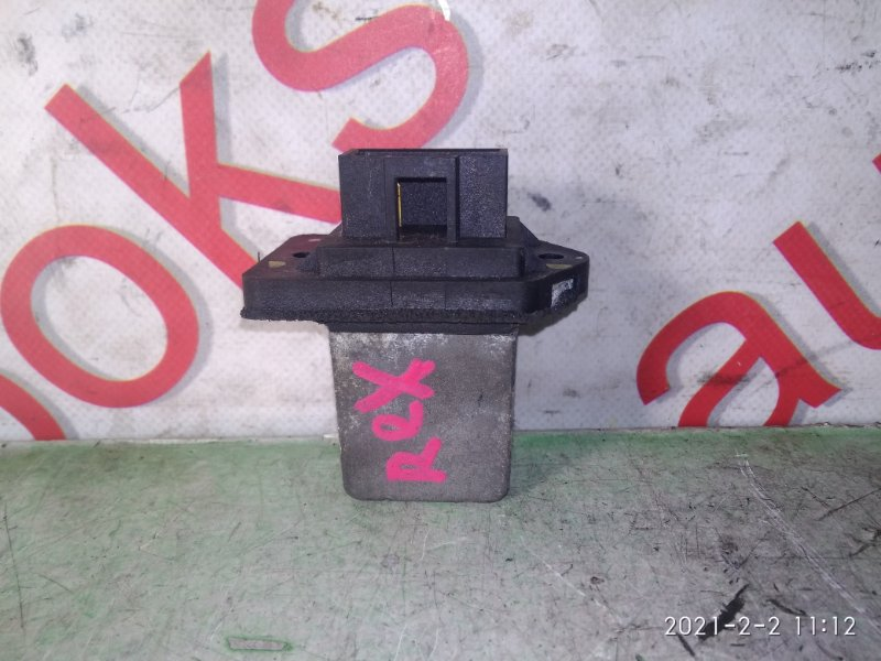 Реостат печки Ssangyong Rexton D27DT 2004