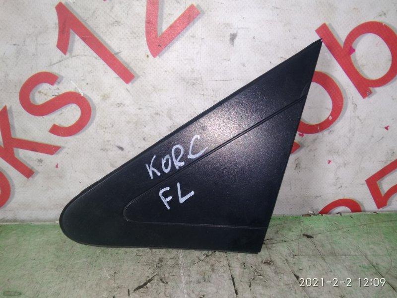 Накладка на крыло Ssangyong Actyon CK D20DTF (671950) 2012 передняя левая