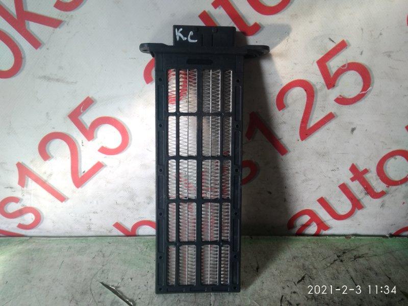 Радиатор печки Ssangyong Actyon CK D20DTF (671950) 2011