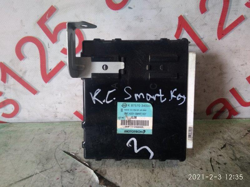 Блок smart key Ssangyong Actyon CK D20DTF (671950) 2011