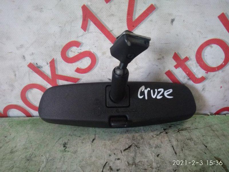 Зеркало салона Chevrolet Cruze J300 F18D4 2010