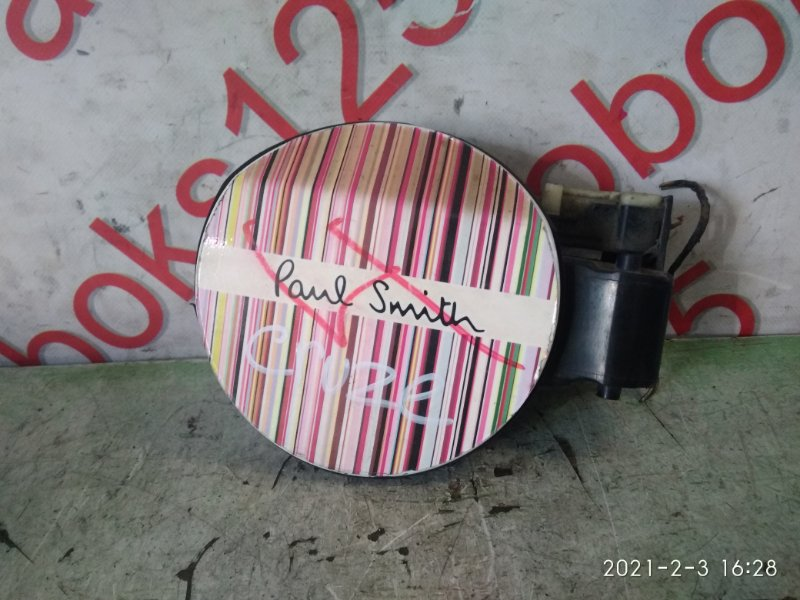 Лючок топливного бака Chevrolet Cruze J300 F18D4 2010