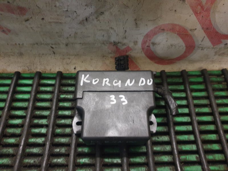 Реле свечей накала Ssangyong Korando KJ OM662 (662 920) 2002