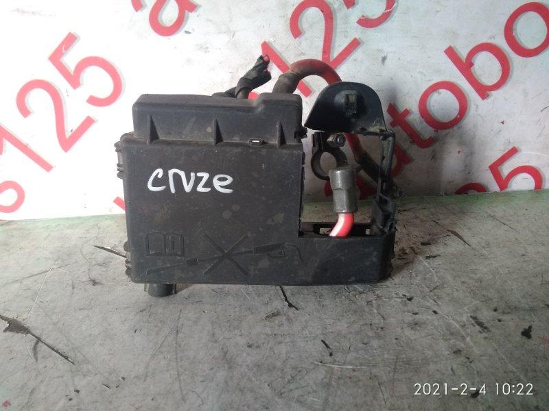 Провод аккумулятора Chevrolet Cruze J300 F18D4 2010