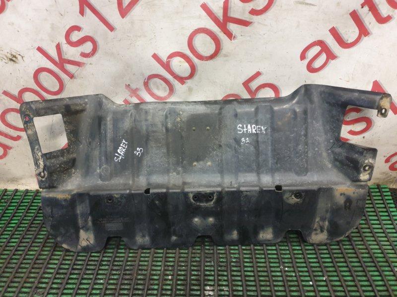 Защита двигателя Hyundai Starex A1 D4CB 2000