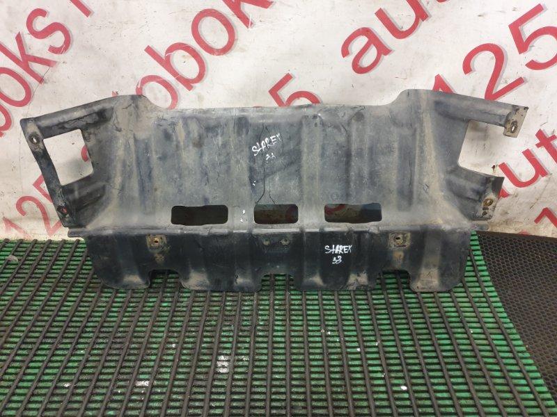 Защита двигателя Hyundai Starex A1 D4CB 2005