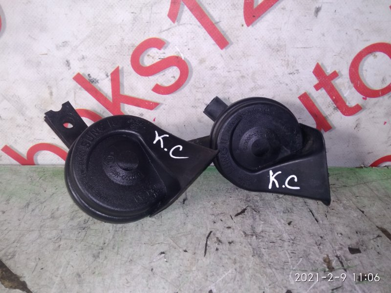 Сигналы звуковые( гудок,клаксон) Ssangyong Actyon CK D20DTF (671950) 2012