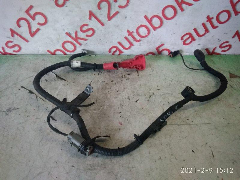 Провод аккумулятора Ssangyong Actyon CK D20DTF (671950) 2011