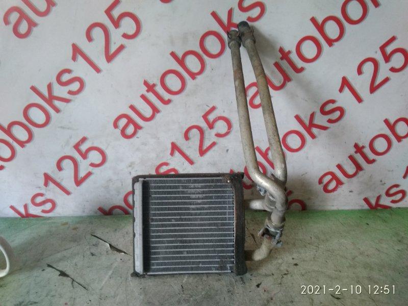 Радиатор печки Hyundai Starex A1 2002 задний