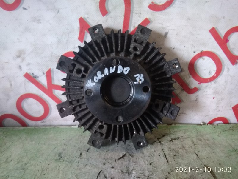 Вискомуфта Ssangyong Korando KJ OM662 (662 910) 2003