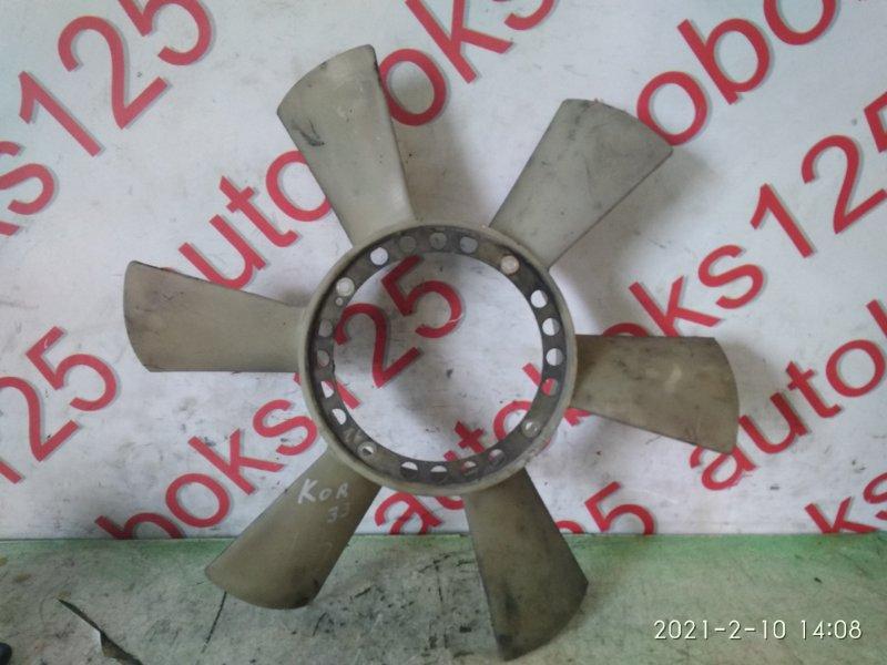 Крыльчатка вентилятора Ssangyong Korando KJ OM662 (662 910) 2003