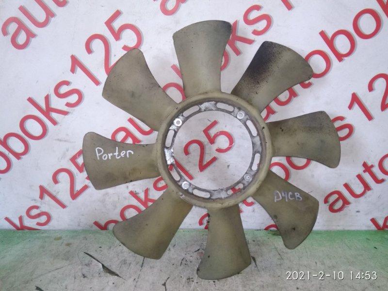 Крыльчатка вентилятора Hyundai Porter D4CB 2007