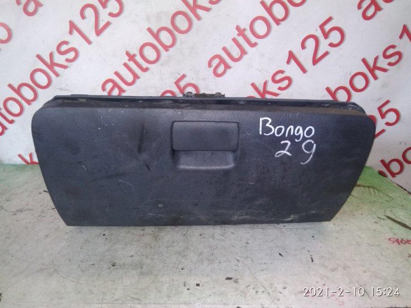 Бардачок Kia Bongo PU 2011