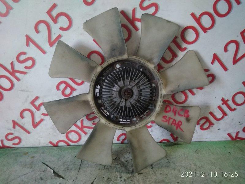 Вискомуфта Hyundai Starex A1 D4CB 2003