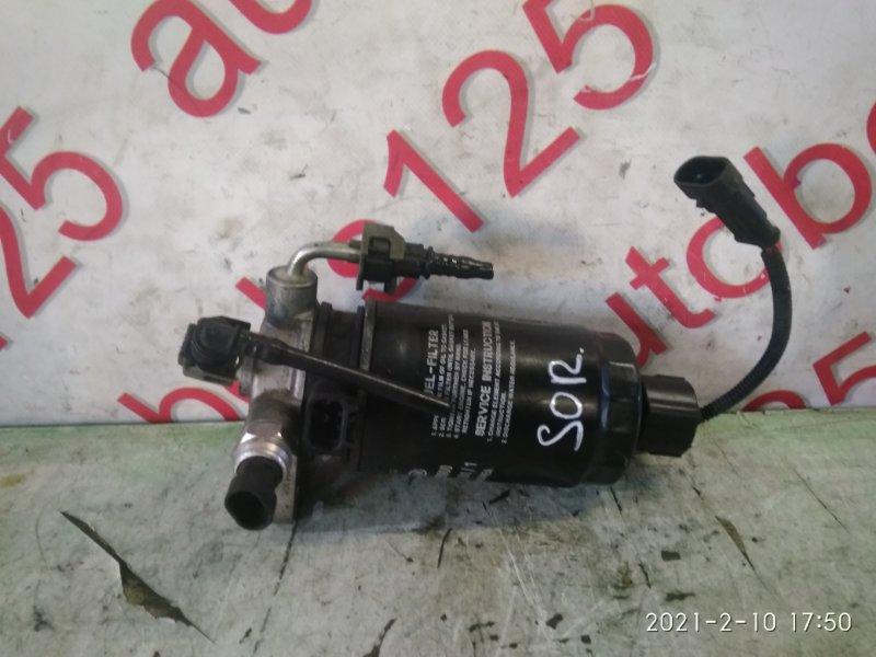 Насос топливный низкого давления Kia Sorento BL D4CB 2004
