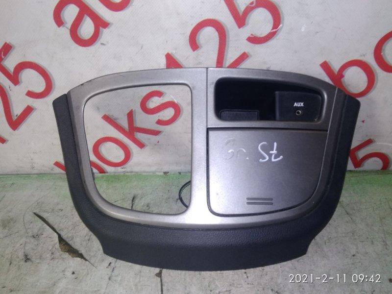 Консоль кпп Hyundai Grand Starex TQ D4CB 2008