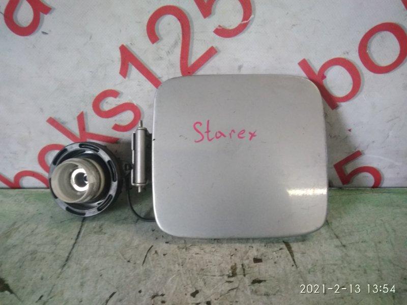 Лючок топливного бака Hyundai Starex A1 D4CB 2003