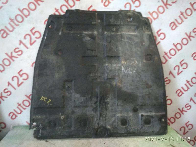 Защита двигателя Ssangyong Actyon CK D20DTF (671950) 2012