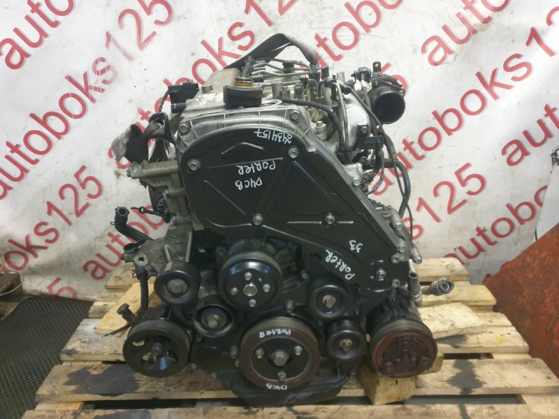 Двигатель Hyundai Porter D4CB 2009