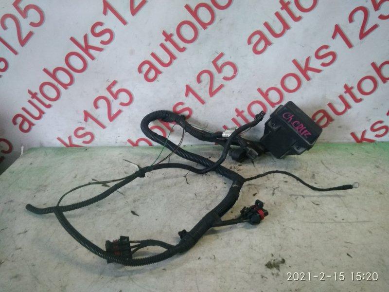 Блок реле Chevrolet Cruze J300 F18D4 2010