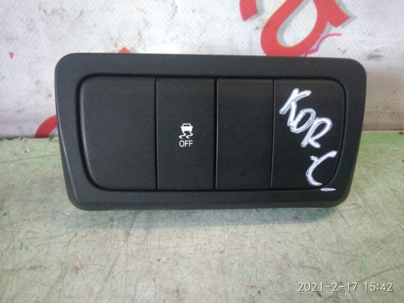 Кнопки прочие Ssangyong Actyon CK D20DTF (671950) 2012