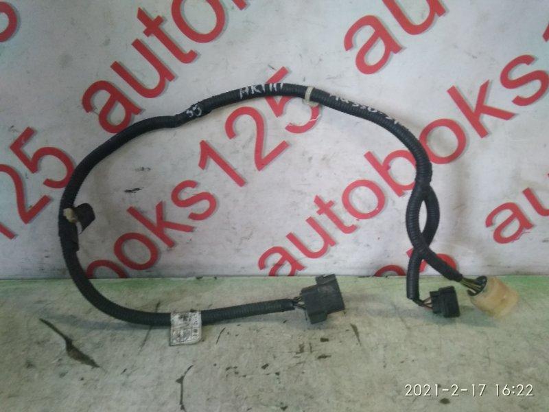 Проводка акпп Ssangyong Musso FJ OM662 (662 920) 2003