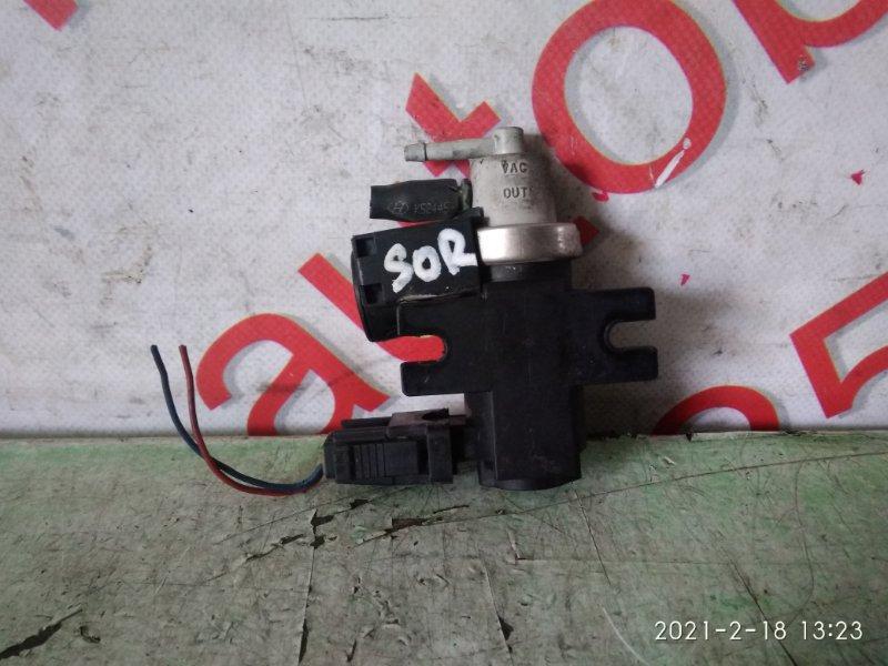 Клапан перепускной Kia Sorento BL D4CB 2004