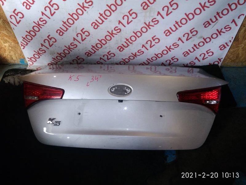 Крышка багажника Kia K5