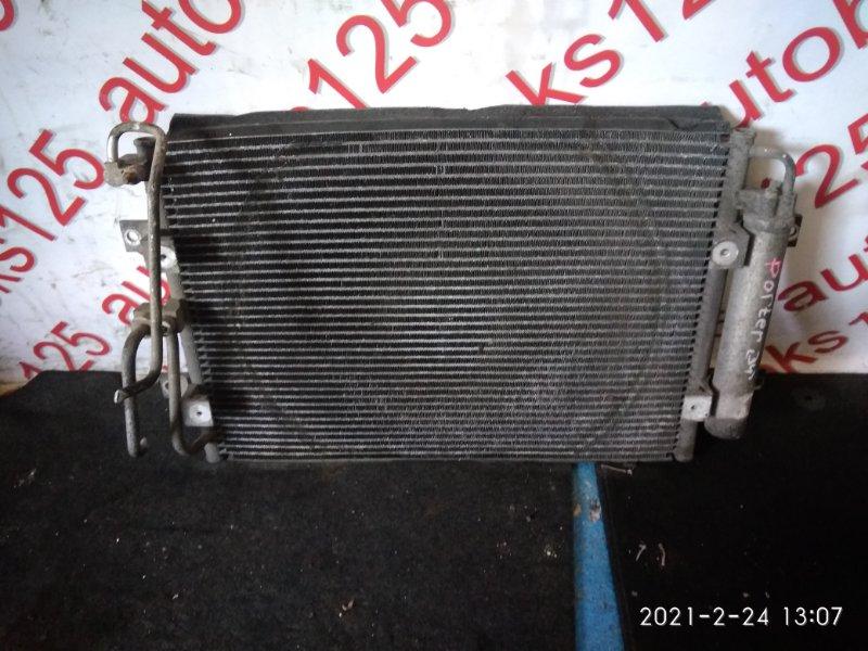 Радиатор кондиционера Hyundai Porter D4CB 2007