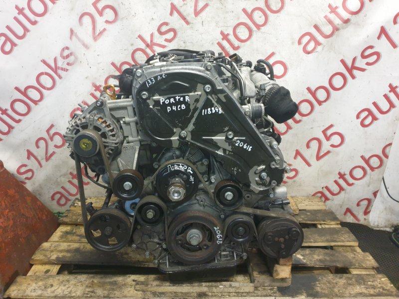 Двигатель Hyundai Porter D4CB 2016