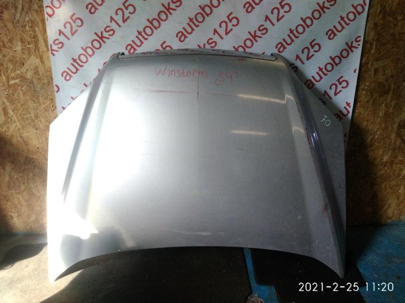 Капот Daewoo Winstorm KLAC Z20S 2008