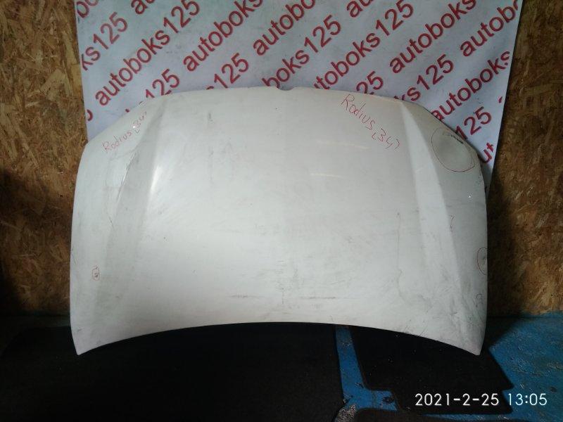 Капот Ssangyong Rodius D27DT 2005