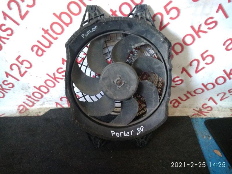 Вентилятор радиатора кондиционера Hyundai Porter D4CB 2008