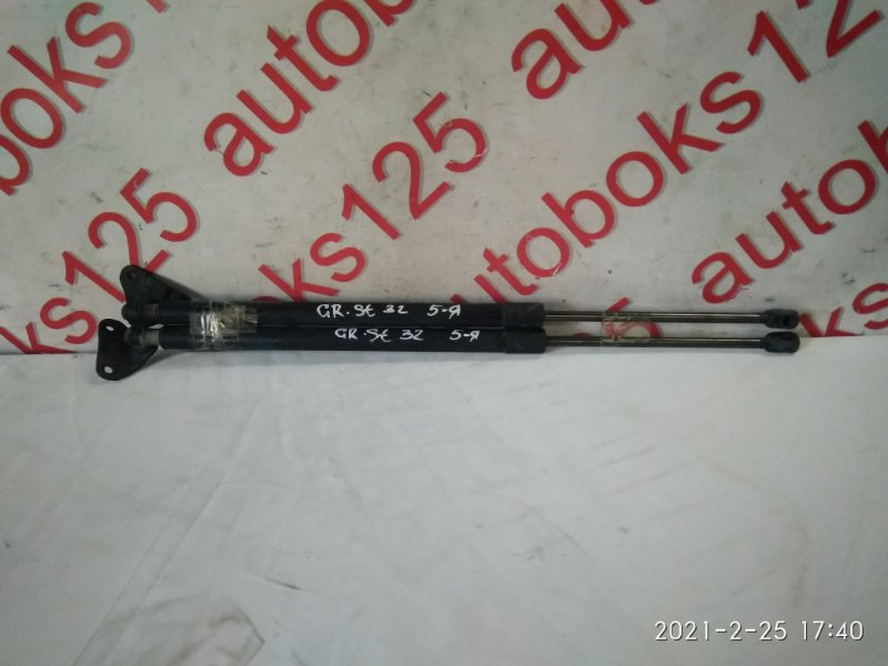 Амортизатор 5-ой двери Hyundai Grand Starex TQ 2009