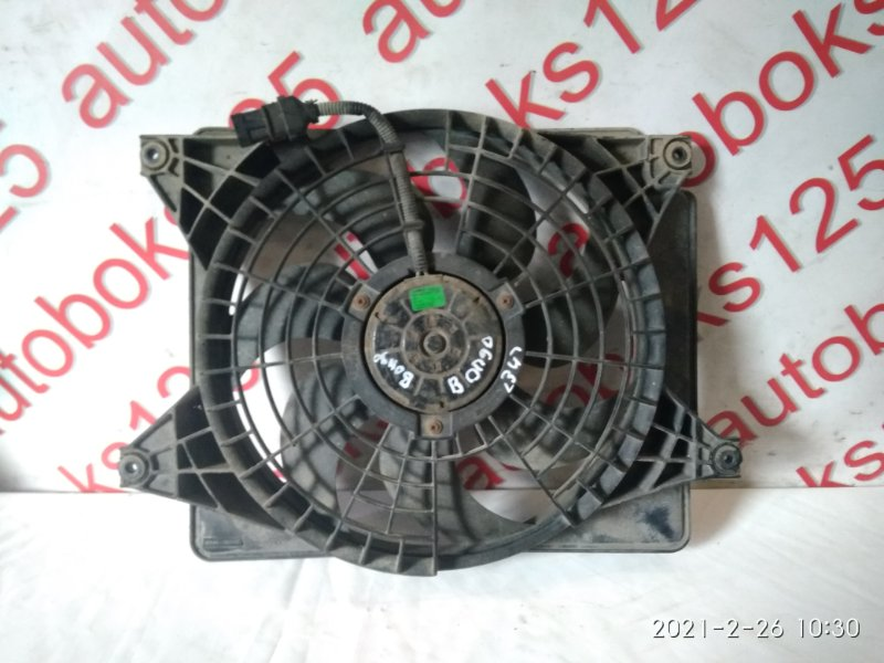 Вентилятор радиатора кондиционера Kia Bongo PU J3 2006