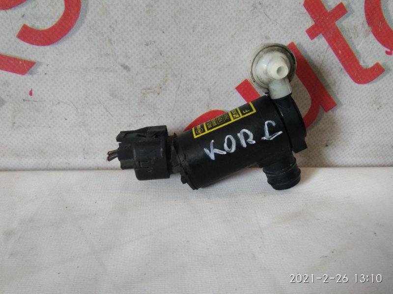 Насос омывателя Ssangyong Actyon CK 2012