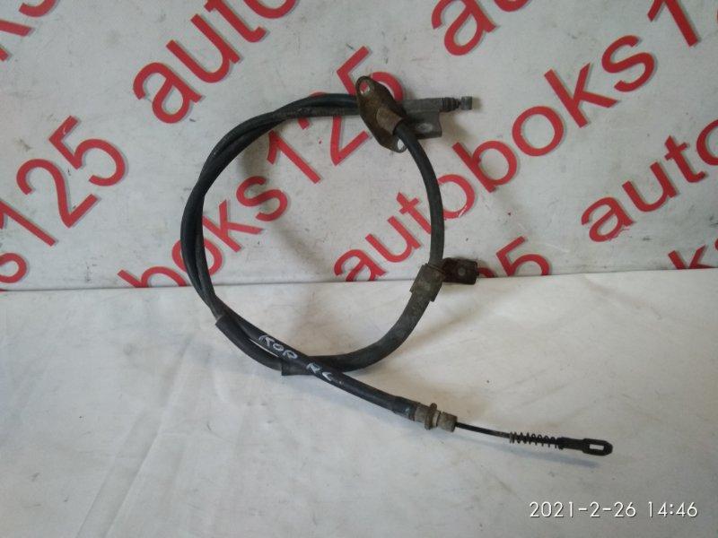 Трос ручника Ssangyong Actyon CK D20DTF (671950) 2012 задний левый