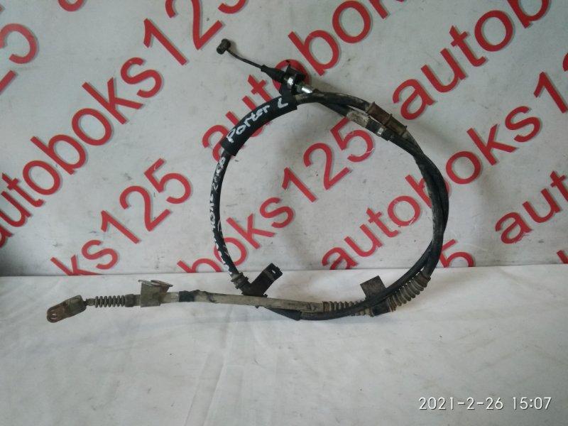 Трос ручника Hyundai Porter D4CB 2006 задний левый