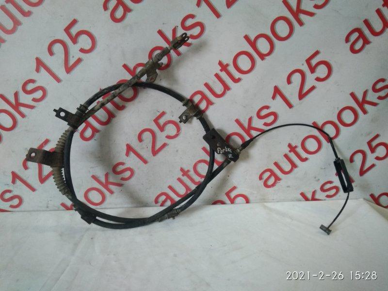 Трос ручника Hyundai Porter D4CB 2006 задний правый