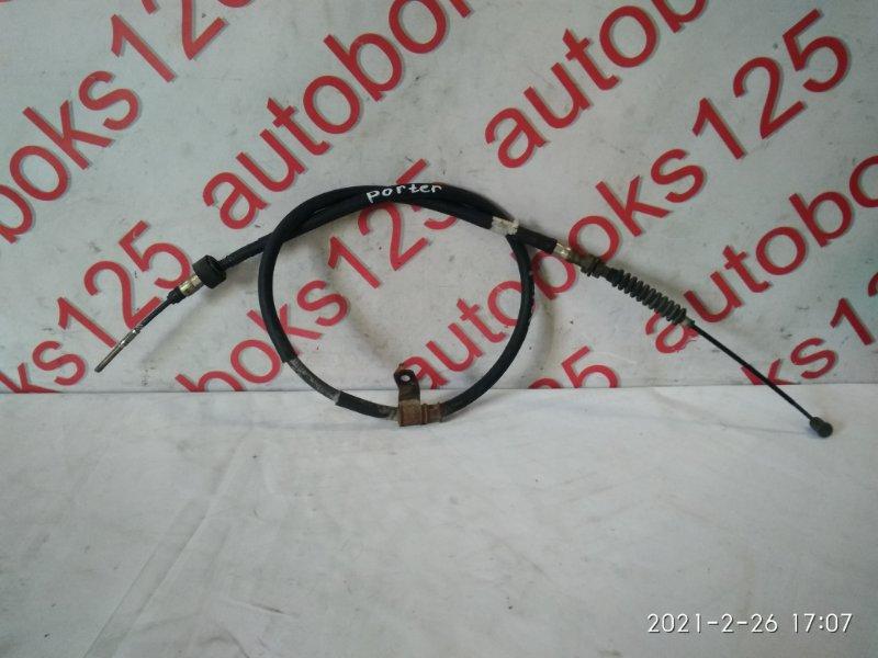 Трос ручника Hyundai Porter D4CB 2006