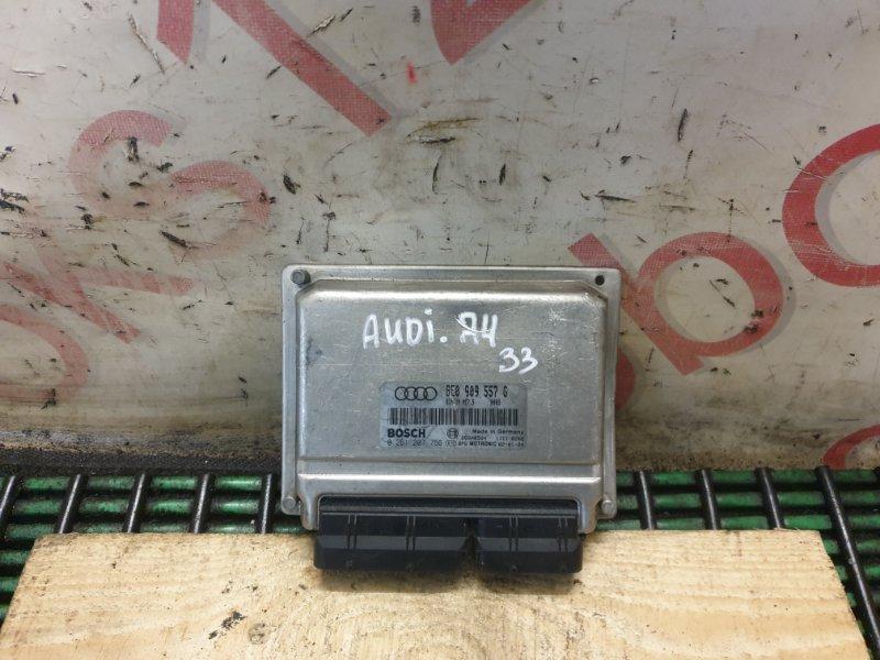 Блок управления двигателем Audi A4